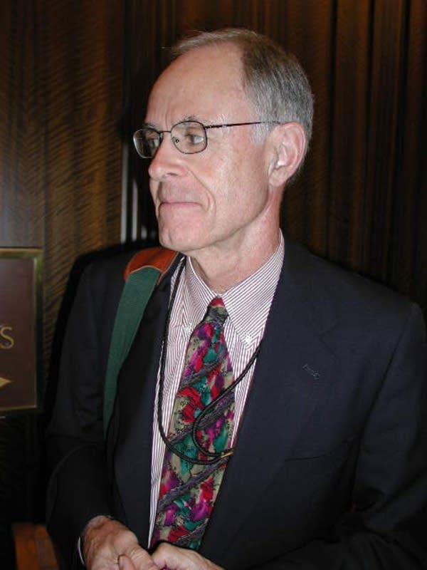 MAC's Deputy Executive Director Nigel Finney