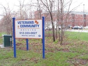 Housing for homeless vets