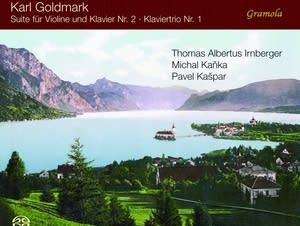 Karl Goldmark - Piano Trio: IV. Finale Garmola