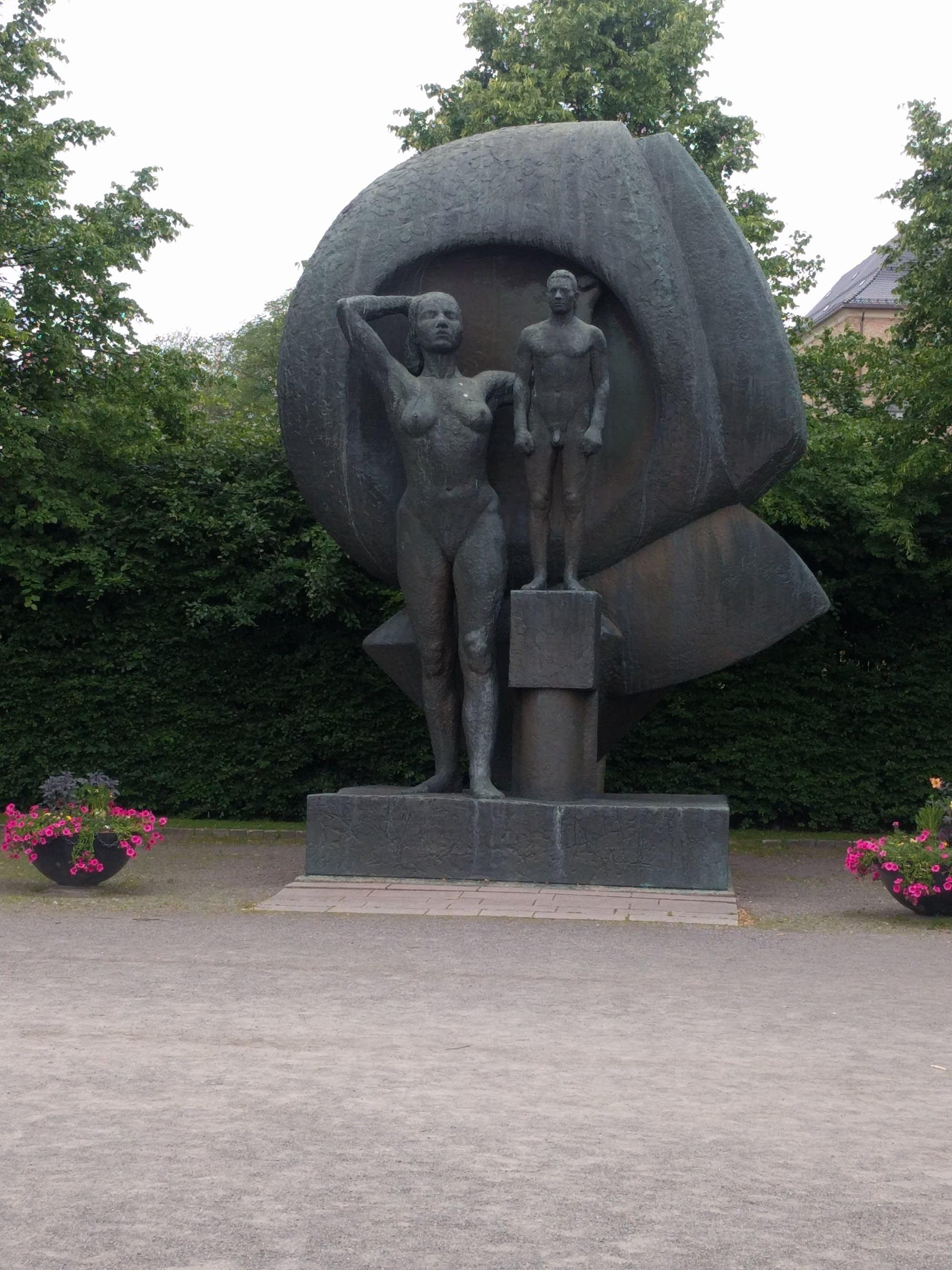 Oslo - 04 - sculpture park 1