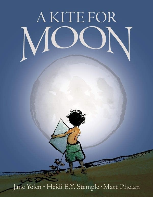 Julie's Library: A Kite for Moon