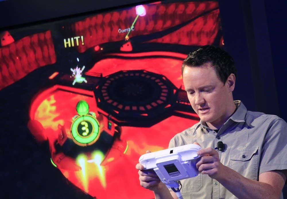 Nintendo's Bill Trinen