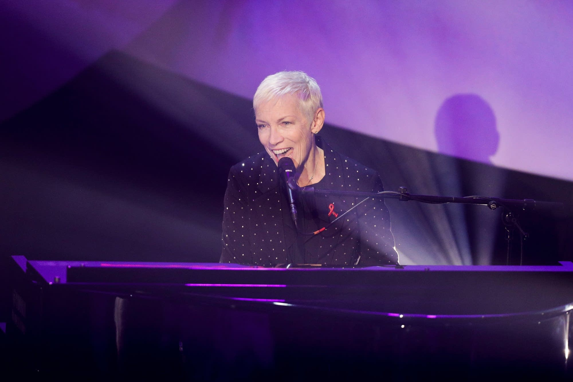 Annie Lennox performs in Germany