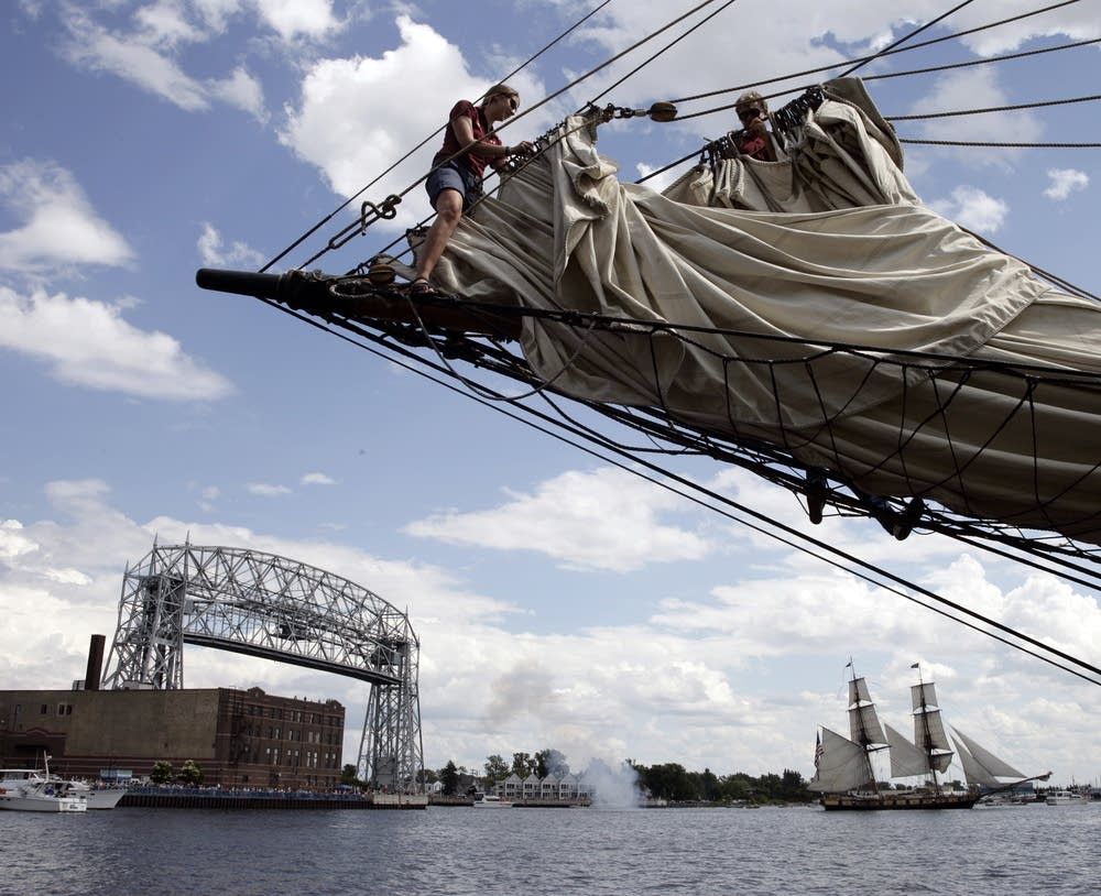 Tall Ships Festival returns to Duluth