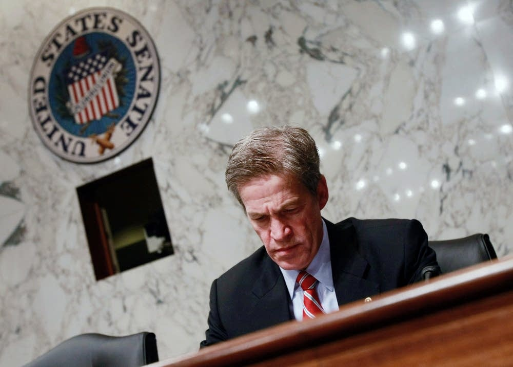Former senator Norm Coleman