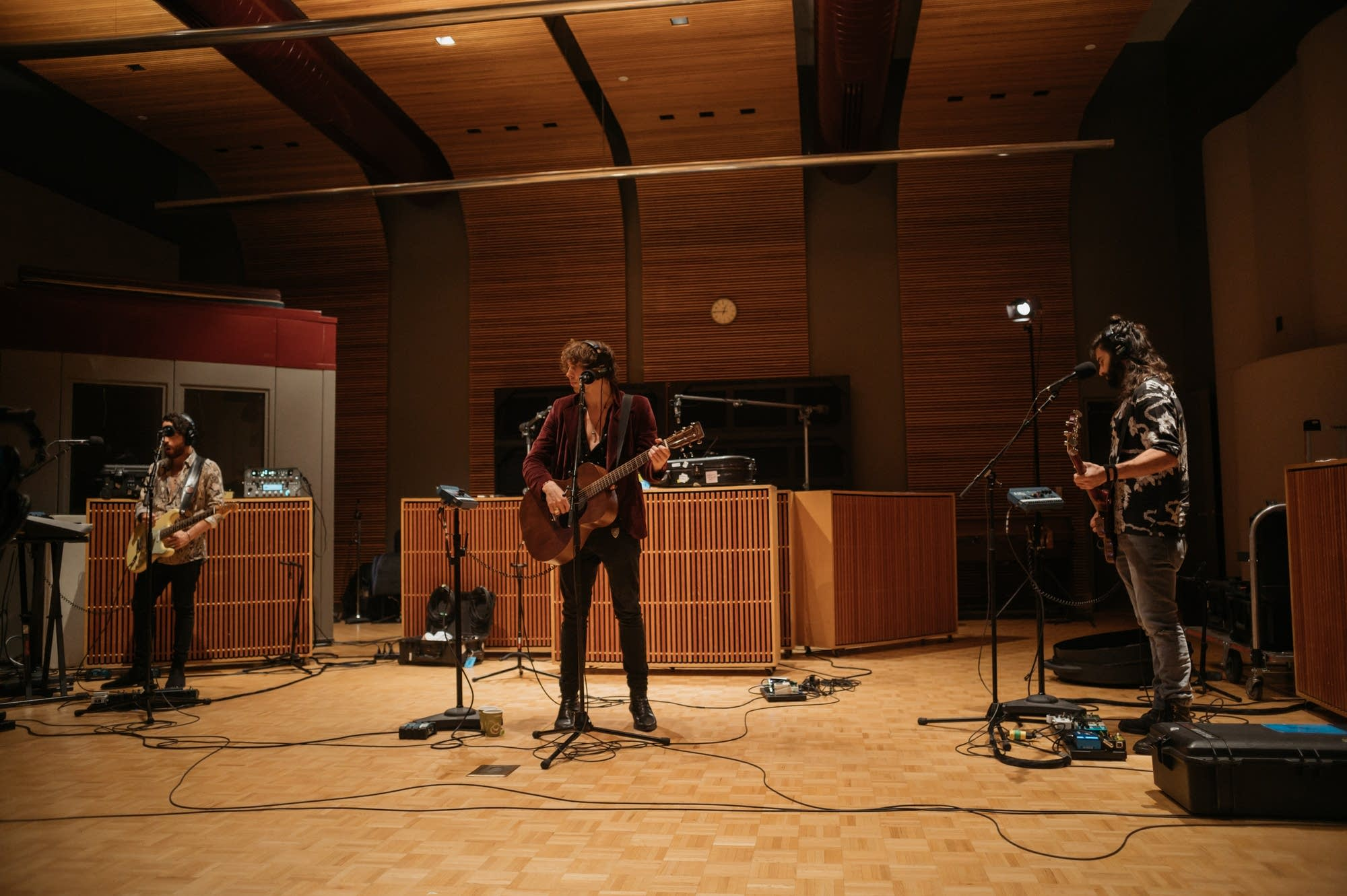 Barns Courtney performs in The Current studio 2019