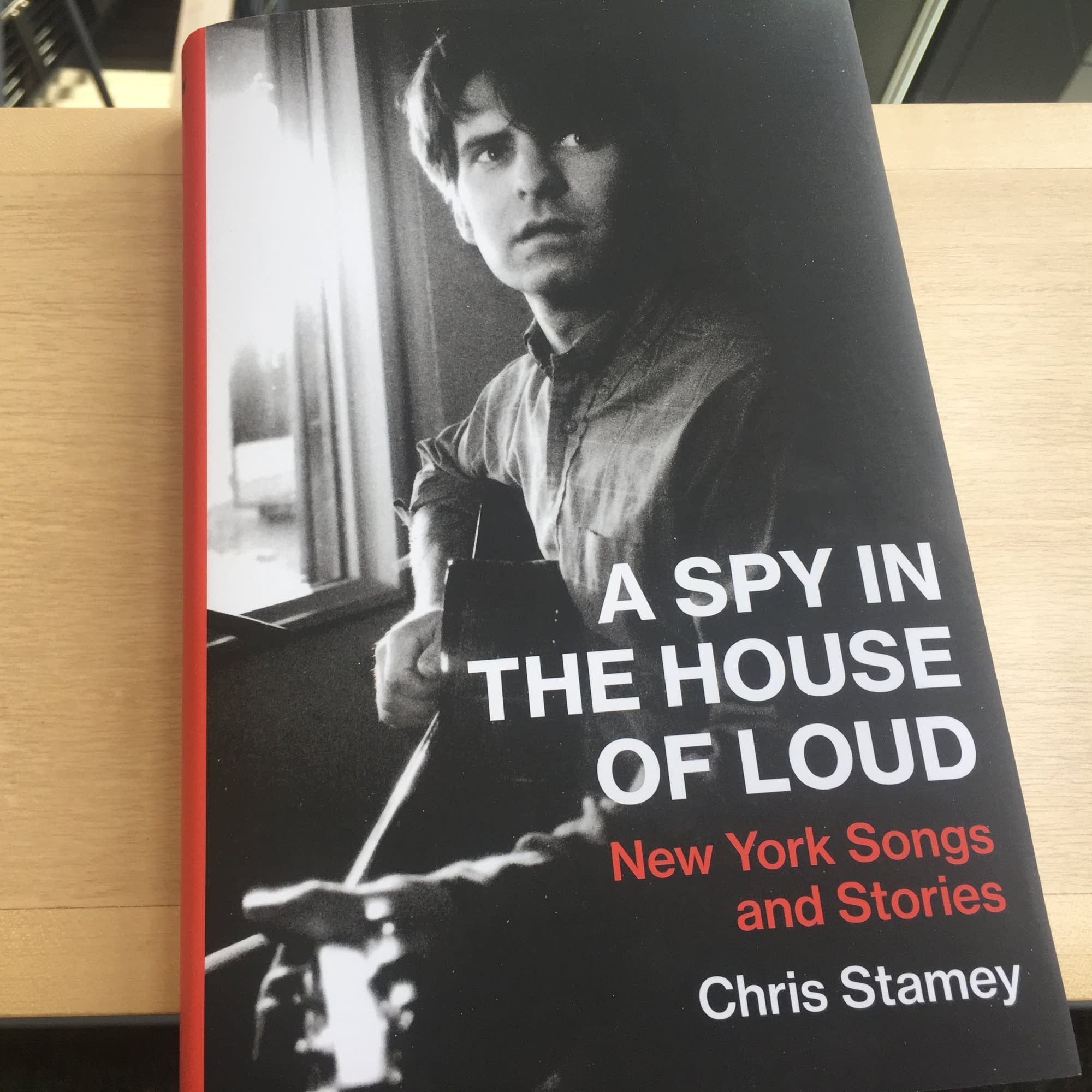 Chris Stamey's book 'A Spy in the House of Loud.'