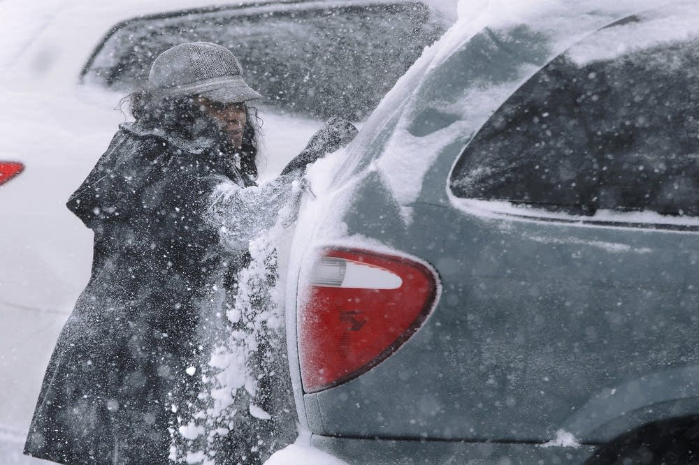 Midwest deep freeze