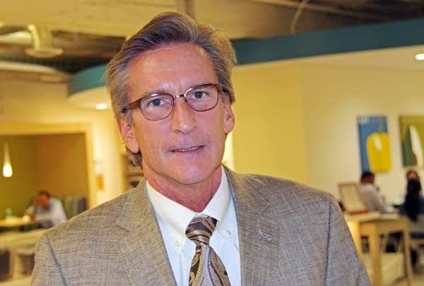 UCare CEO Jim Eppel