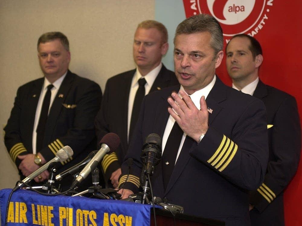 Pilots union