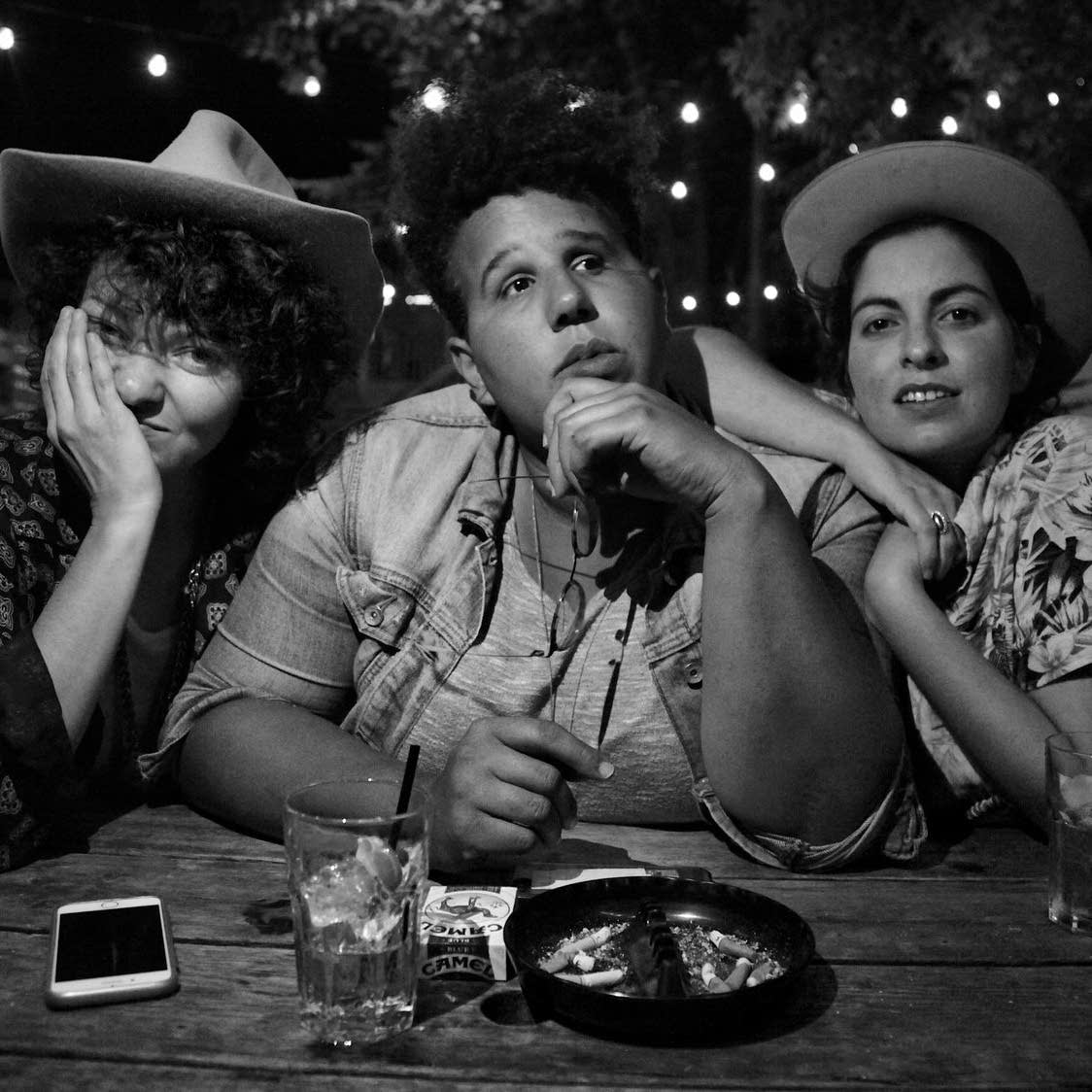 Brittany Howard's new band, Bermuda Triangle