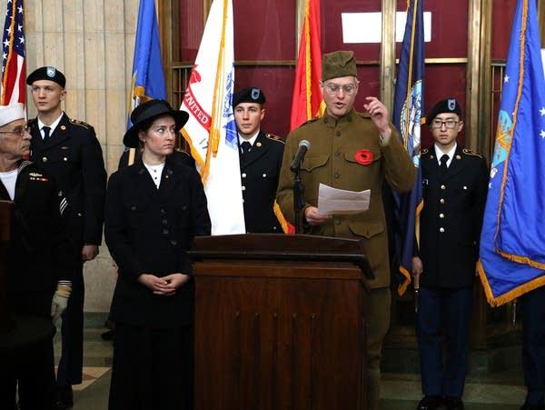 World War I armistice centennial