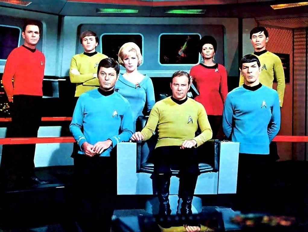 The music of Star Trek on TV | Classical MPR