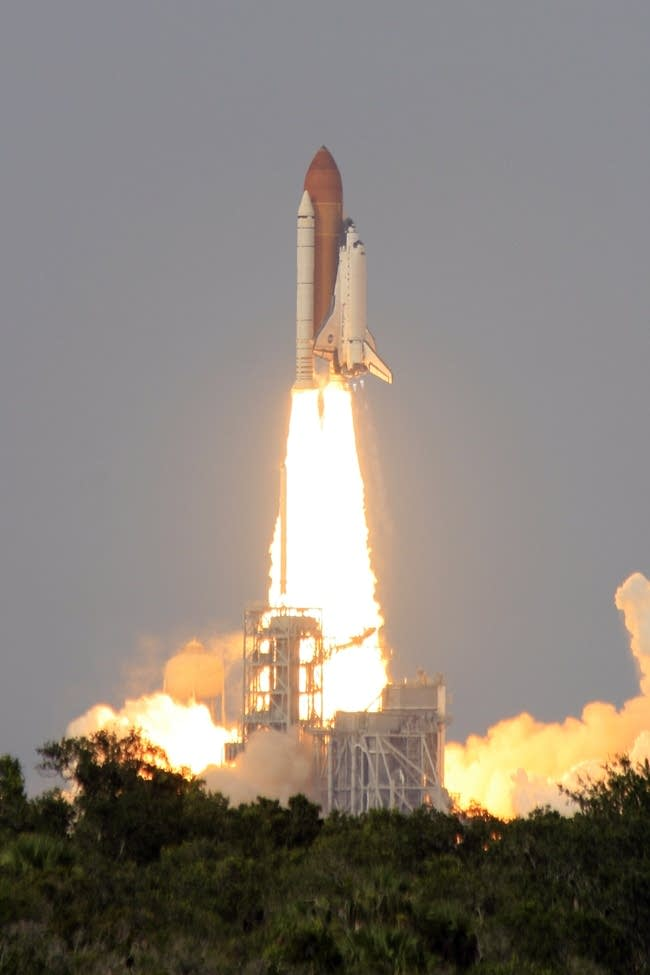 space shuttle return - photo #32