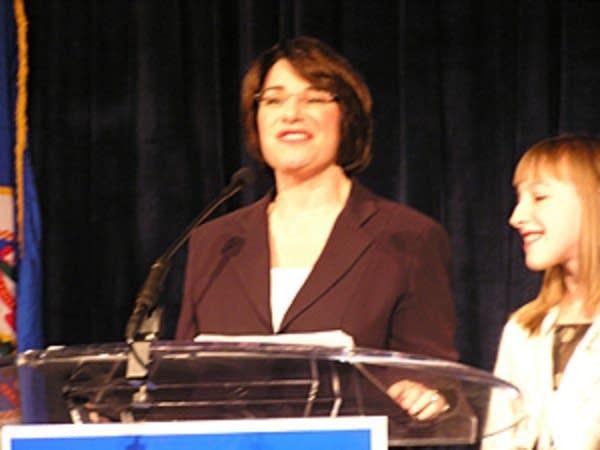 Amy Klobuchar - U.S. senator