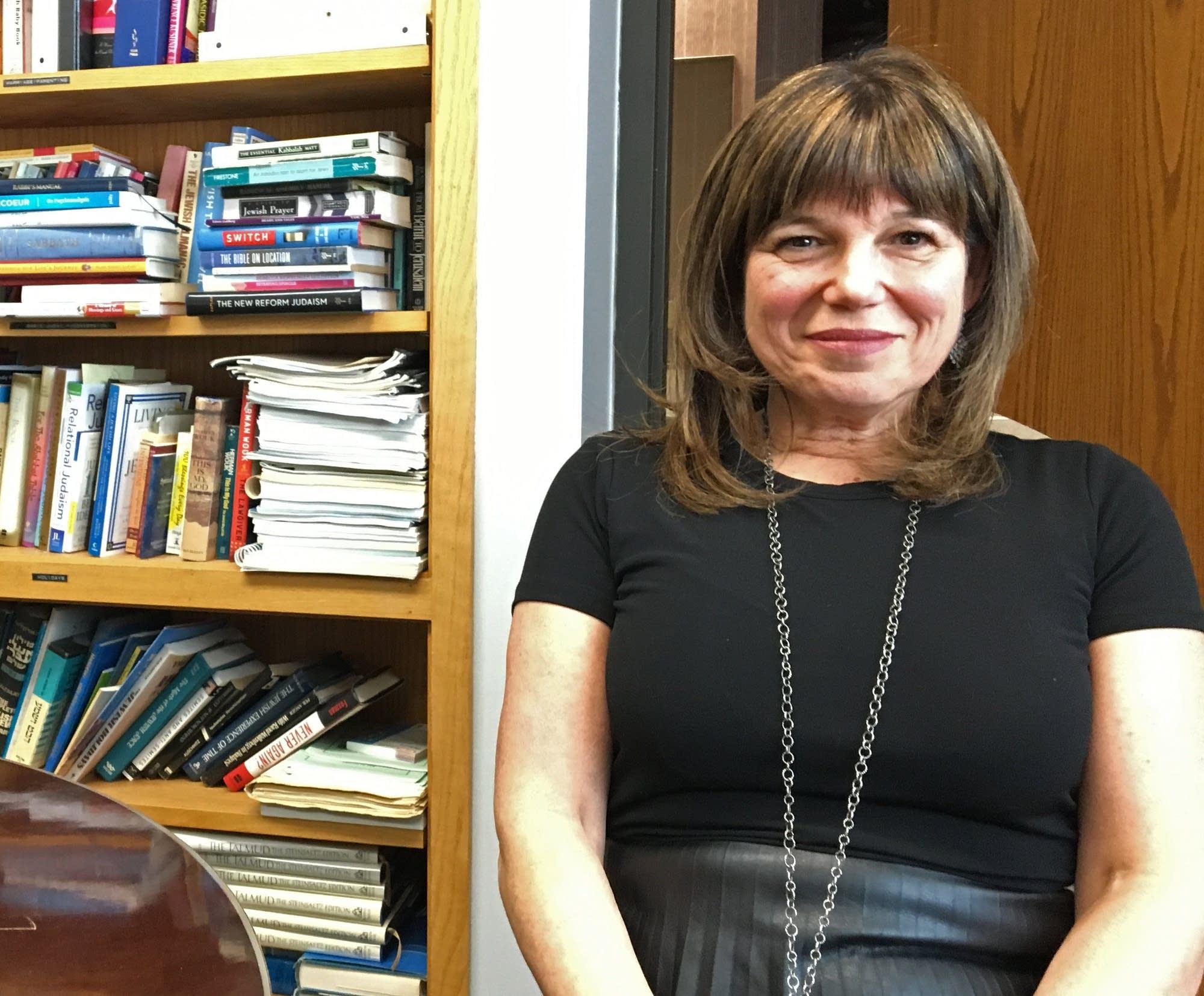 Rabbi Marcia Zimmerman, Temple Israel Minneapolis