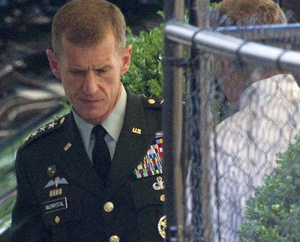 Gen. Stanley McCrystal