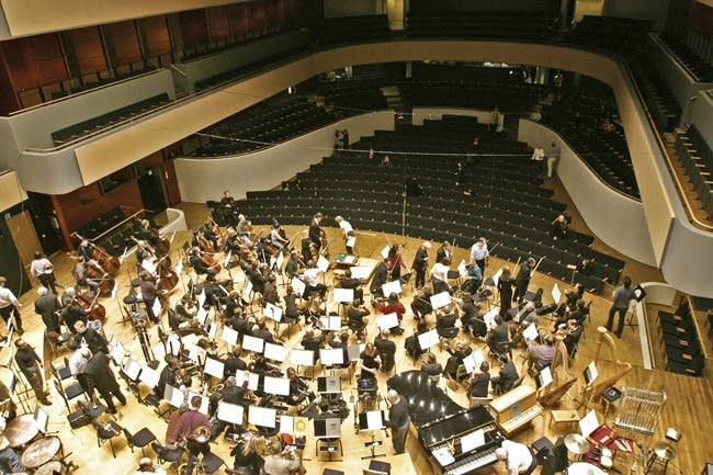 Minnesota Orchestra on tour in Finland