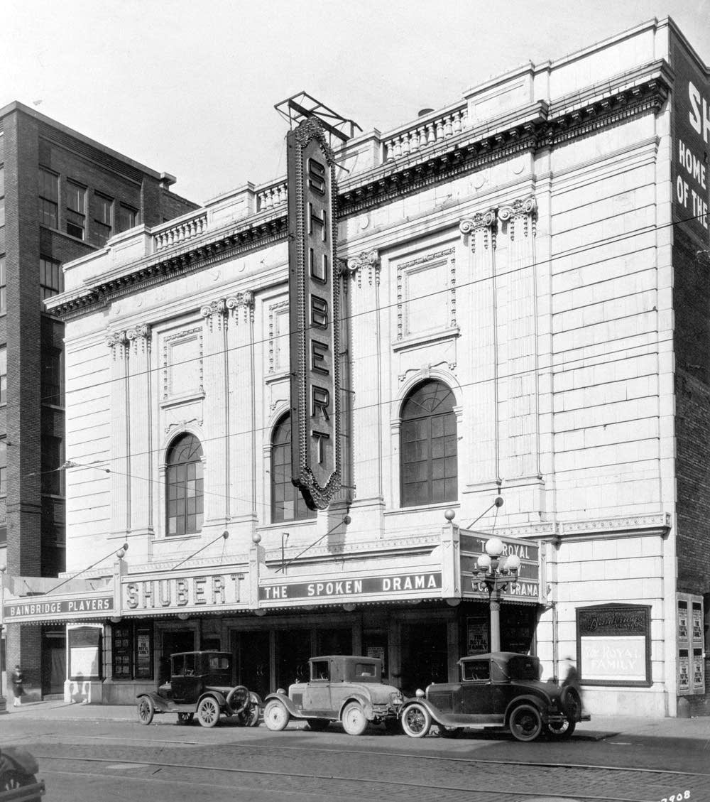 Shubert Theater, 1929