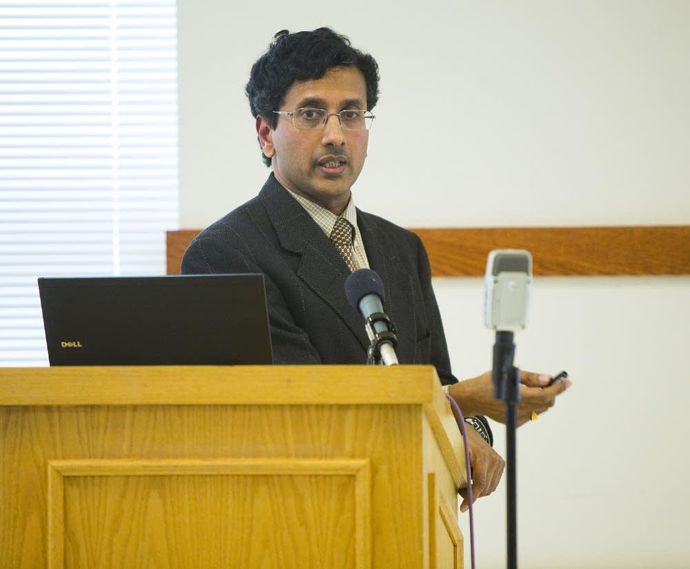 Dr. Gurumurthy Ramachandren