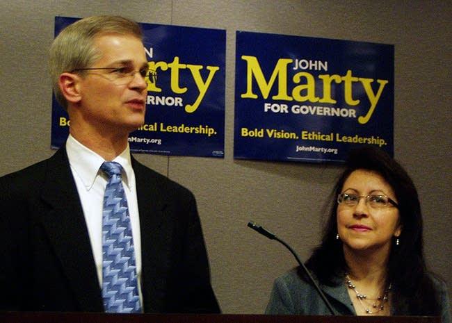 Sen. John Marty, Patricia Torres Ray
