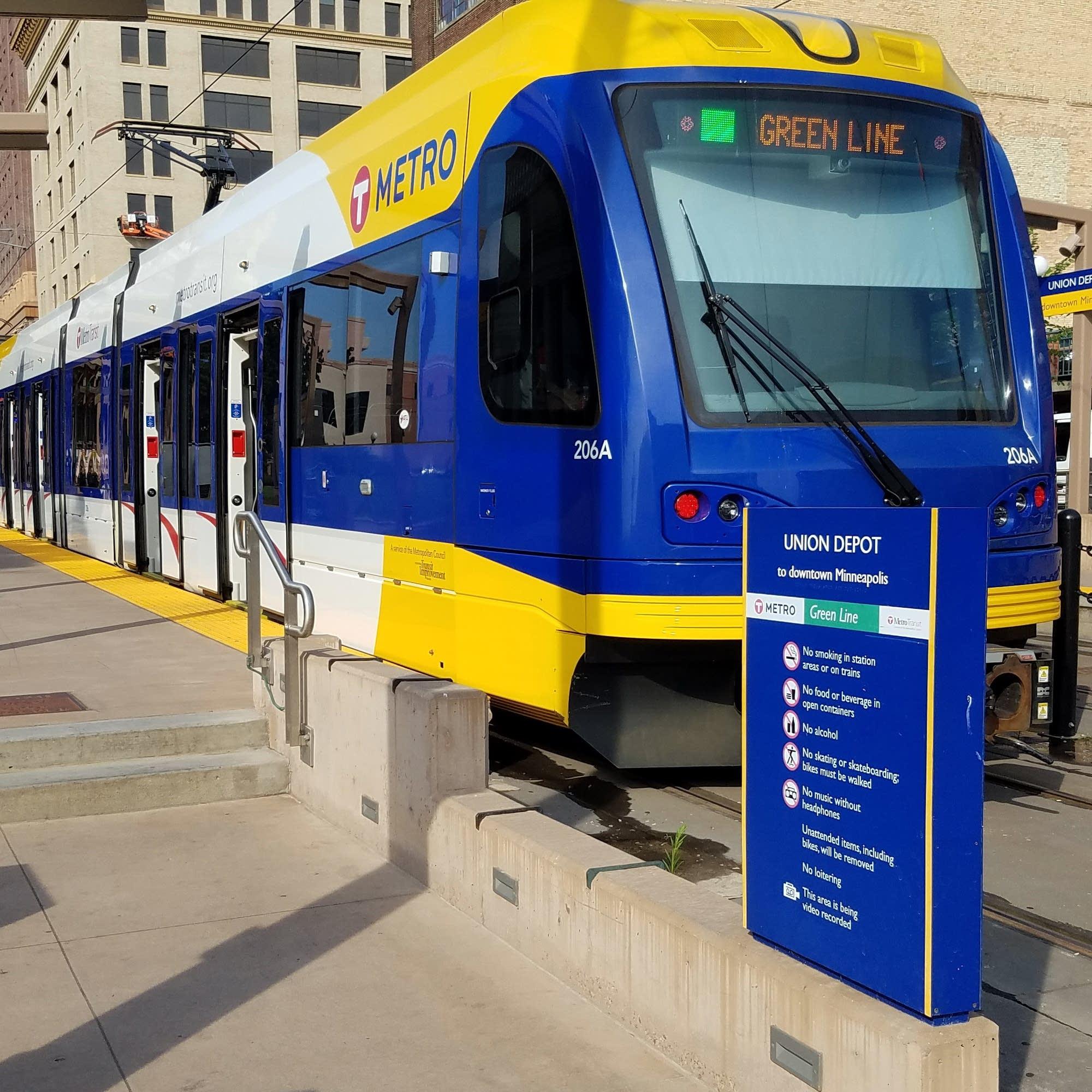 Met Council: Southwest light rail gets federal green light | MPR News