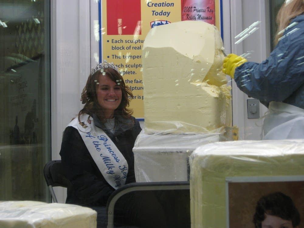 Butter princess