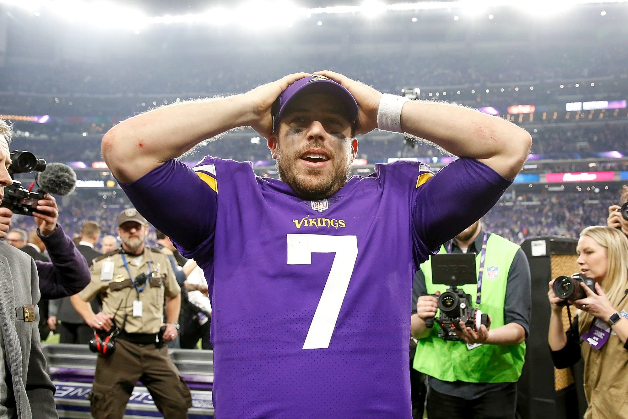 Minnesota Vikings at Philadelphia Eagles: Who will win the NFC Championship?