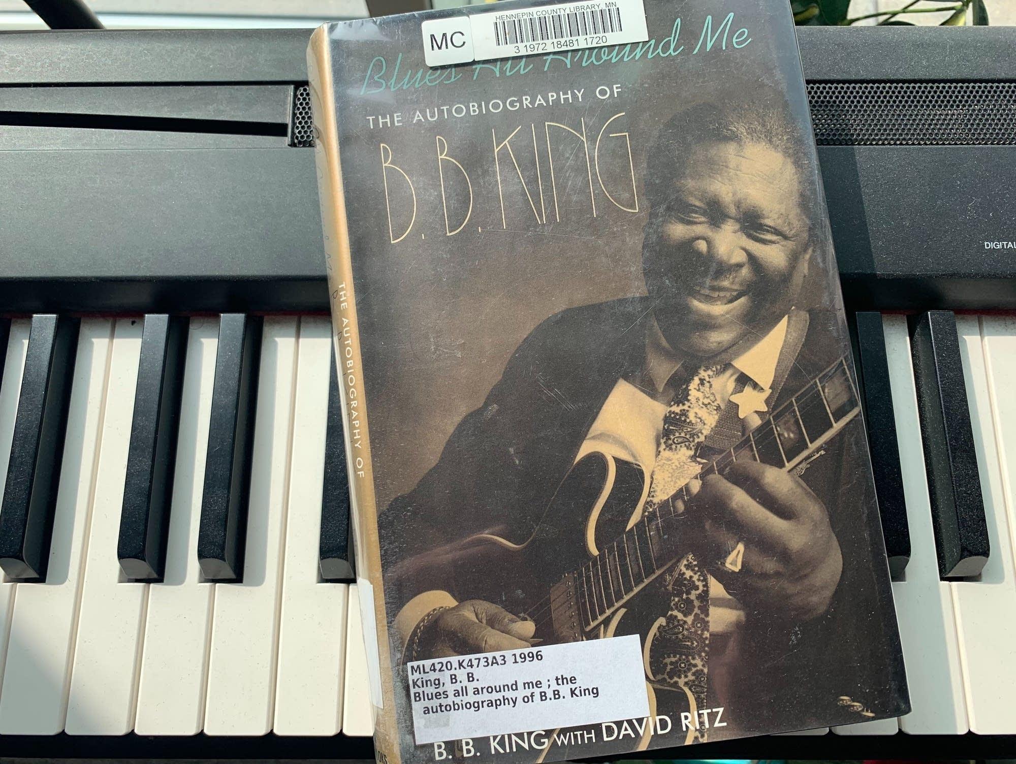 B.B. King's 'Blues All Around Me.'