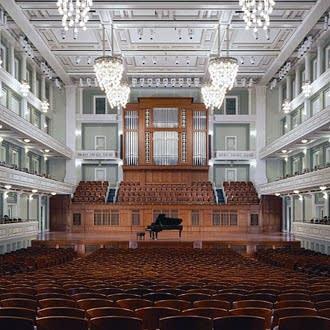 2007 Schoenstein/Schermerhorn Symphony Center, Nashville, TN