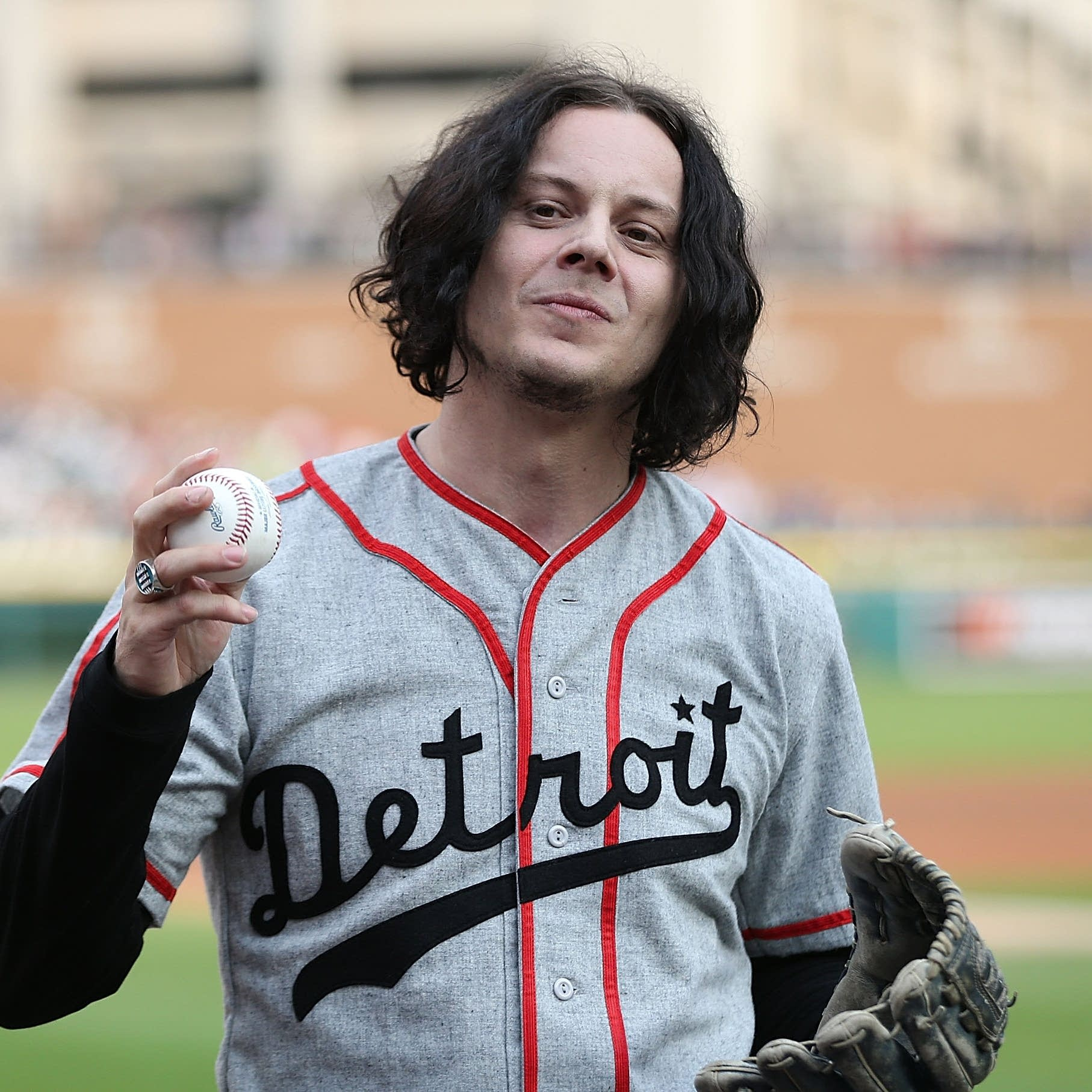 Jack white detroit baseball