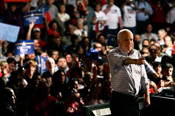 John McCain in Ohio