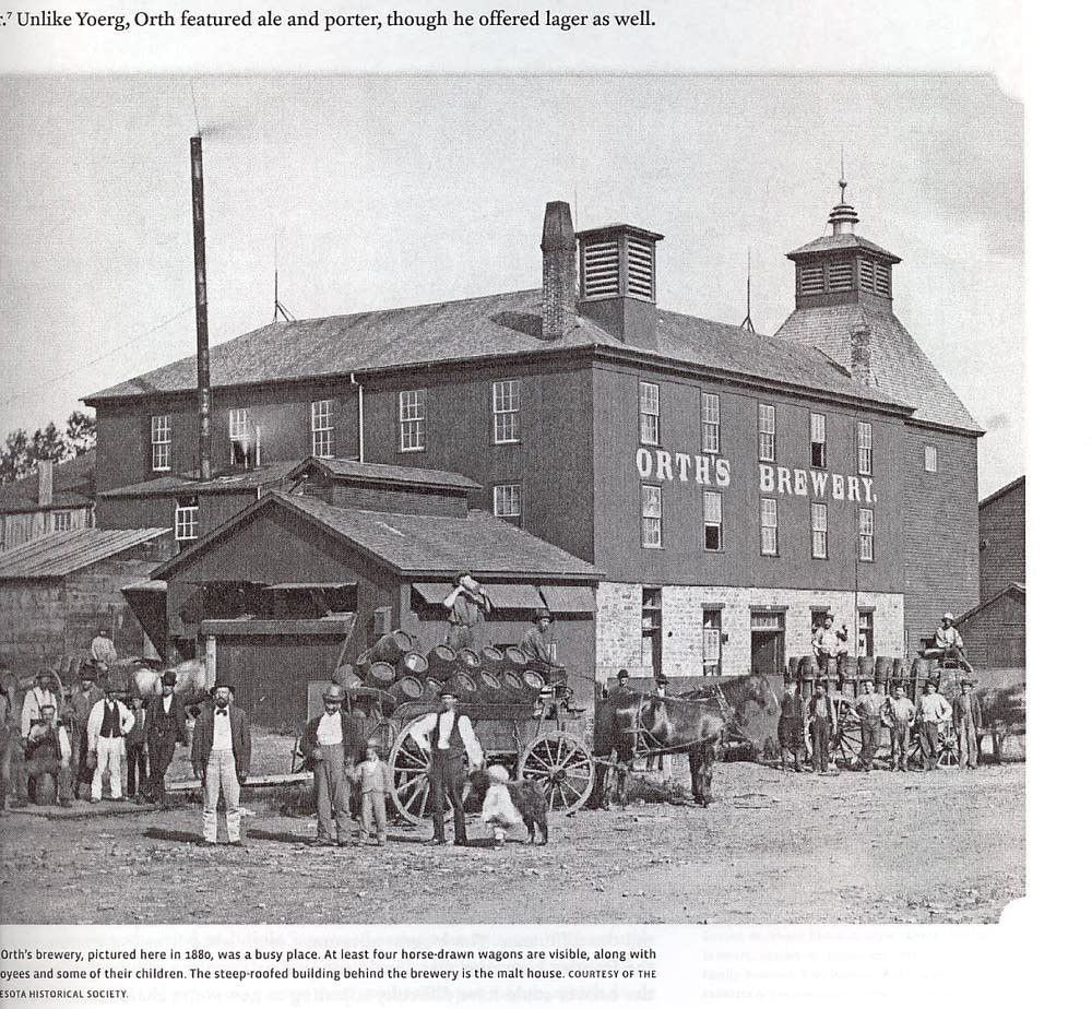Orth brewery