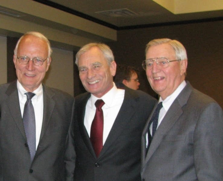 Durenberger, Eichten and Mondale