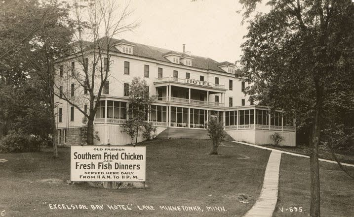 5 Facts About Lake Minnetonka S History Excelsior Bay Hotel