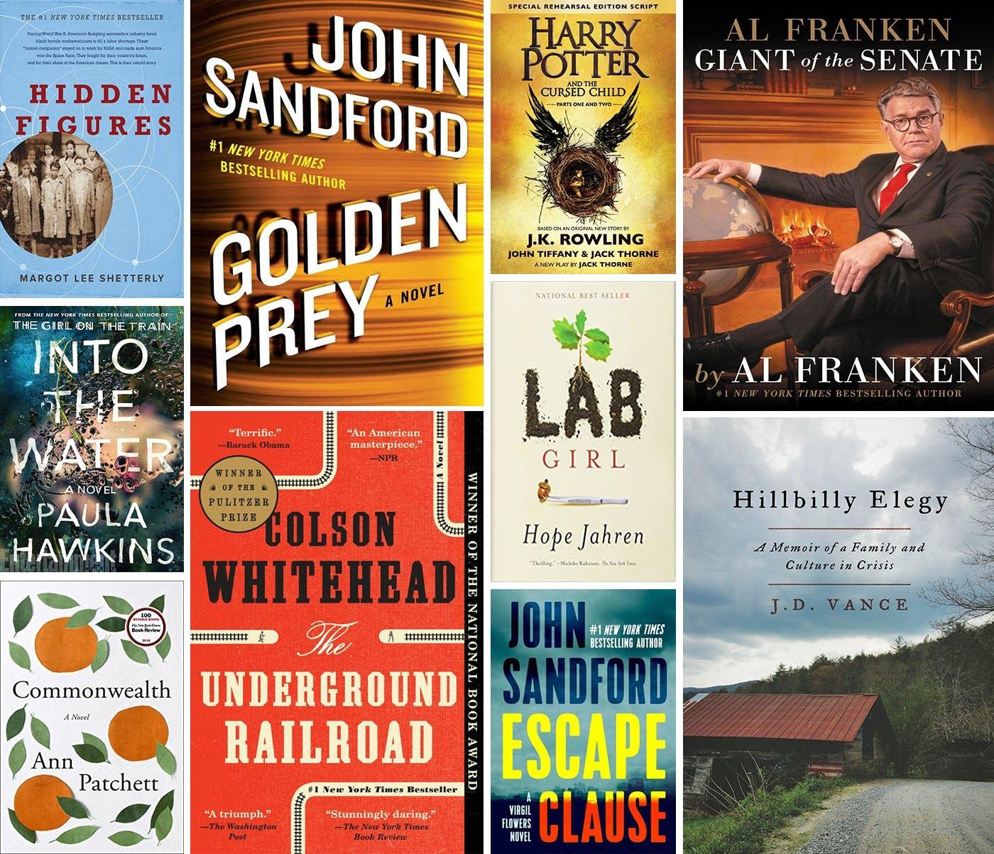 Saint Paul Public Library favorites for 2017