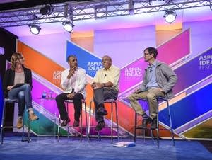 Four experts discuss GMOs at Aspen Ideas Festival