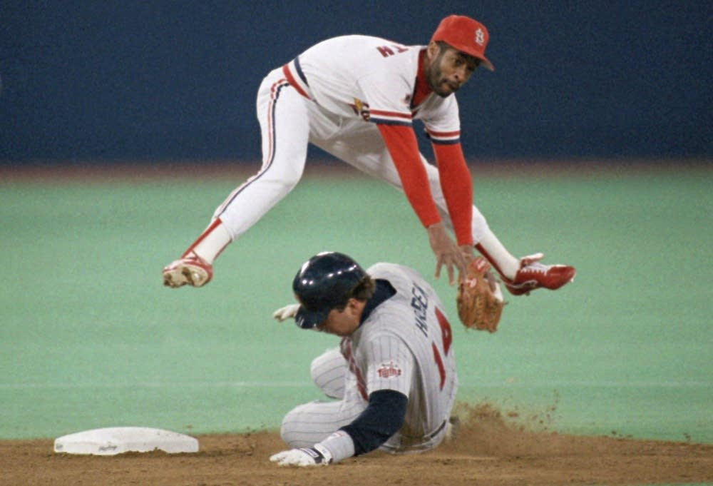 World Series Game 4, 1987