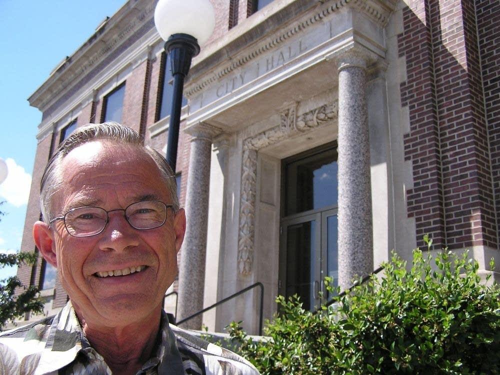 Brainerd Mayor James Wallin