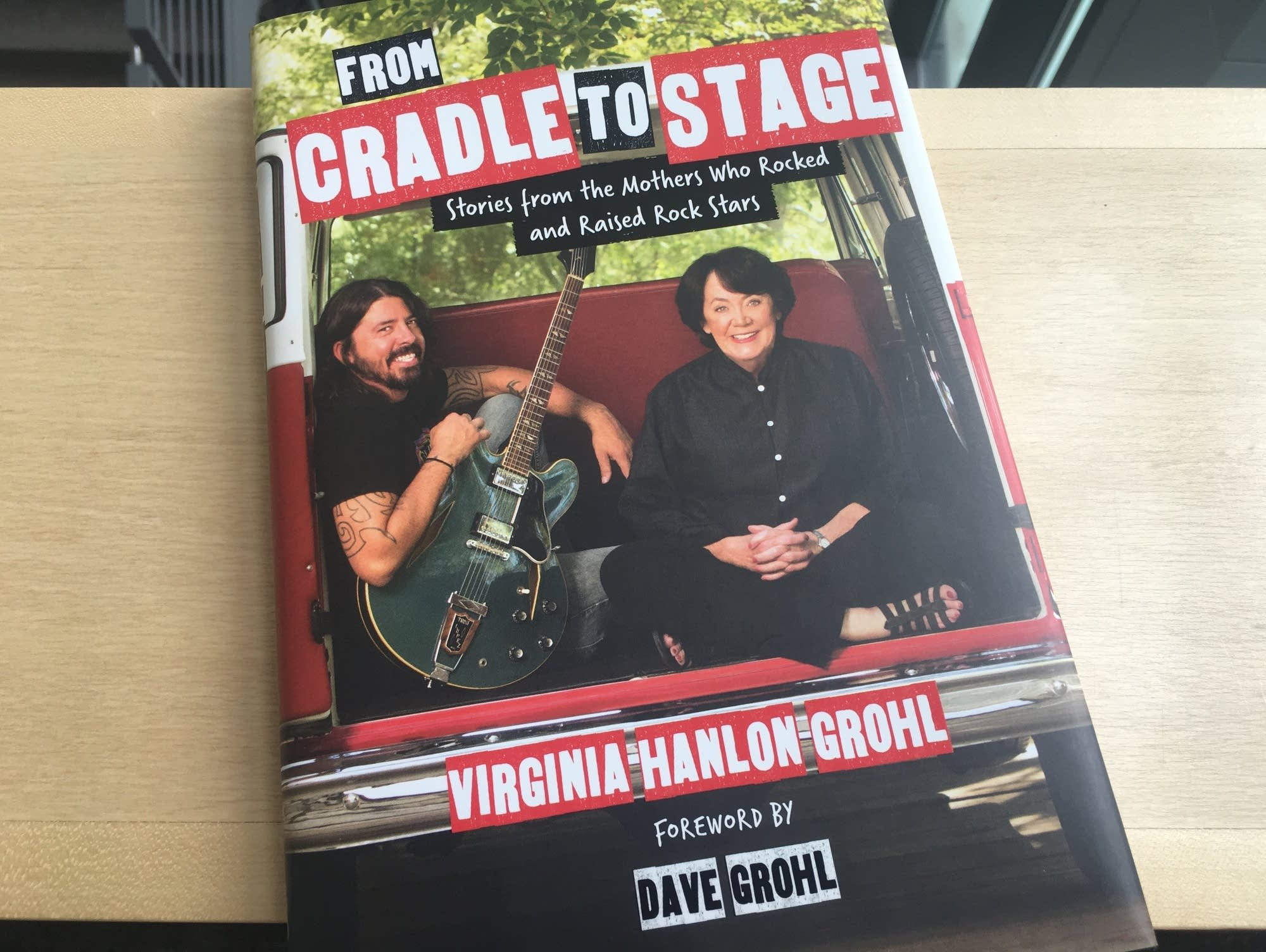 Virginia Hanlon Grohl's 'From Cradle to Stage.'