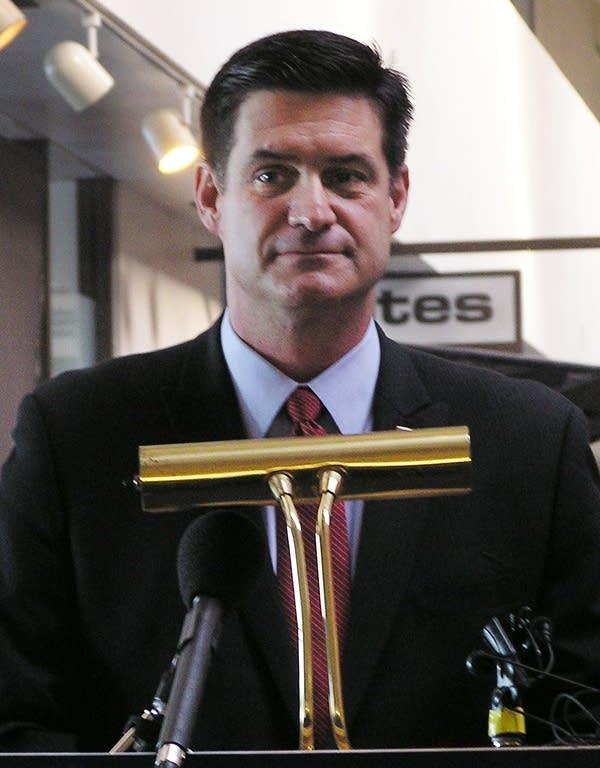 U.S. Rep. Chip Cravaack