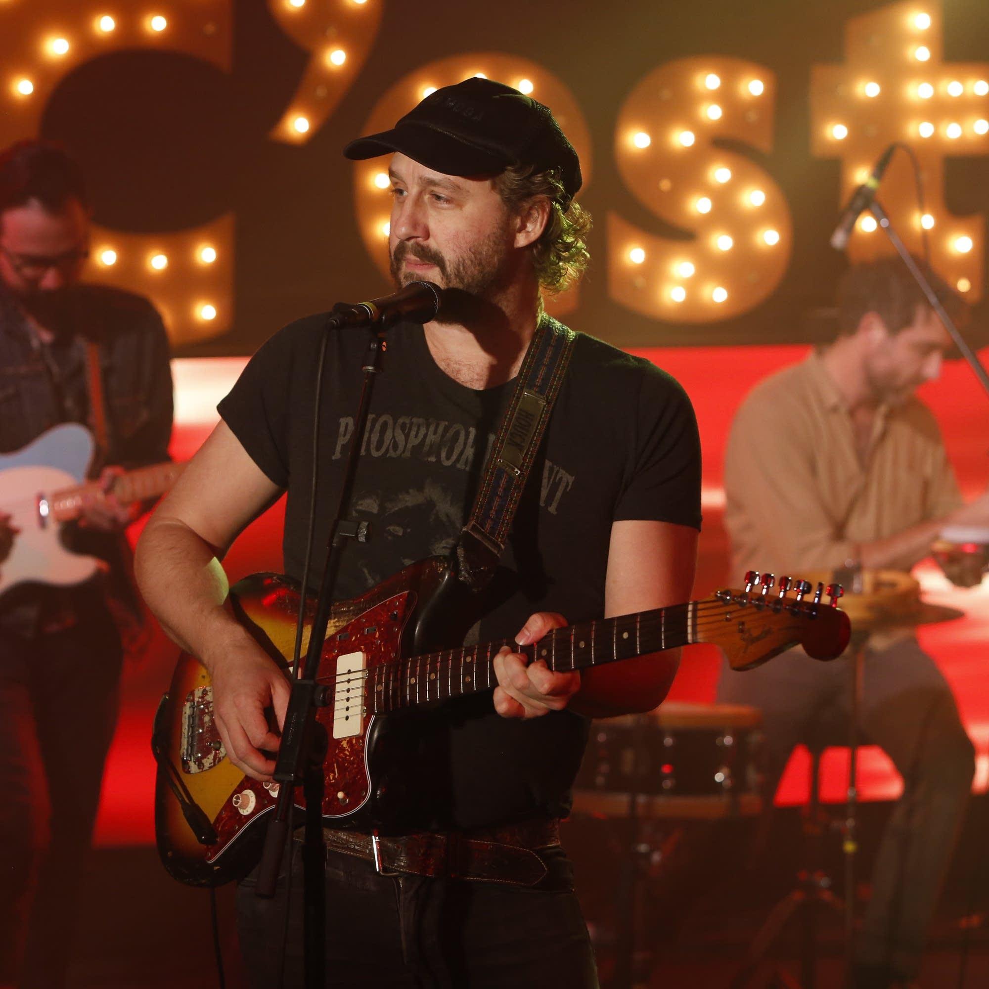 Phosphorescent performs on 'Jimmy Kimmel Live!'