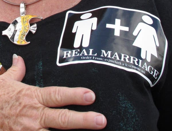 April rally supporting N.C. marriage amendment