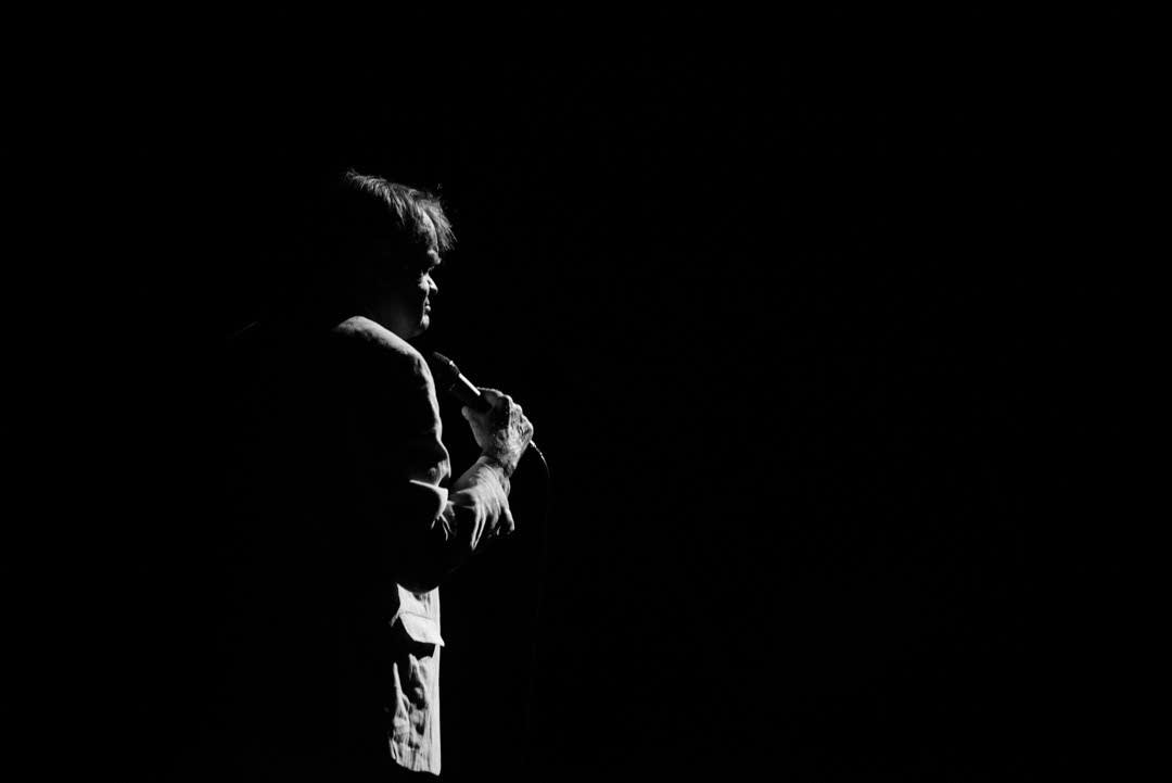 Garrison Keillor performs during A Prairie Home Companion in 2015.