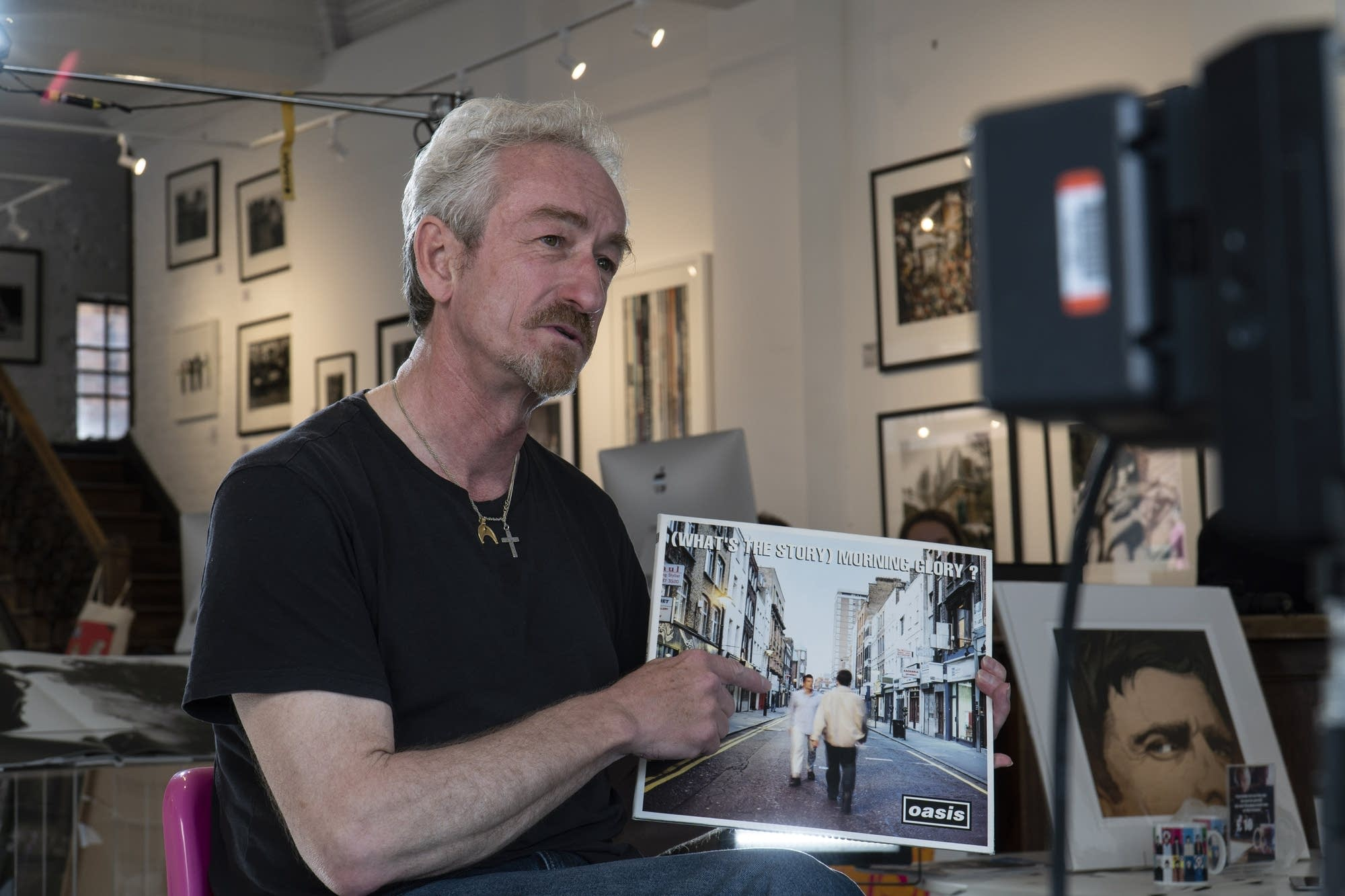 Photographer Michael Spencer Jones