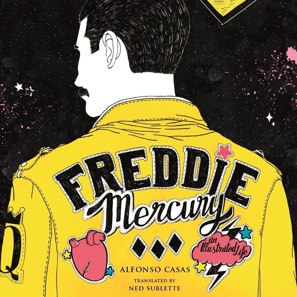 'Freddie Mercury: An Illustrated Life.'