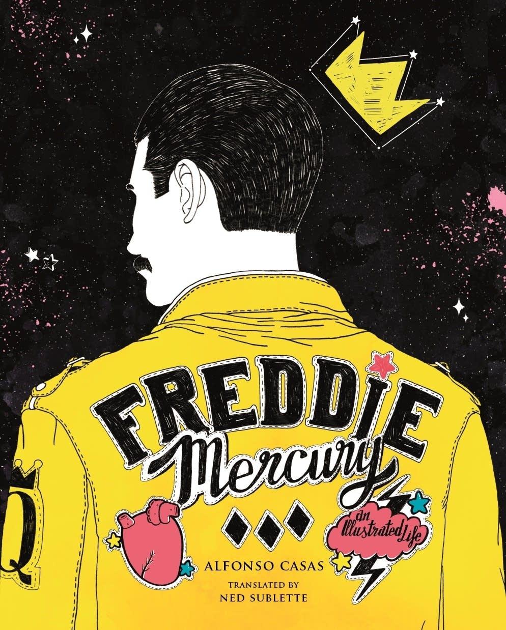 rock and roll book club freddie mercury an illustrated life the current roll book club freddie mercury