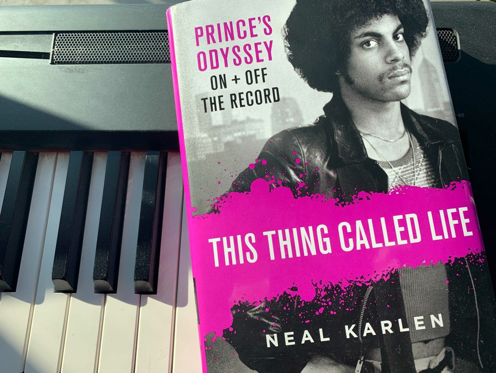 Book: 'This Thing Called Life: Prince's Odyssey On + Off the Record.'