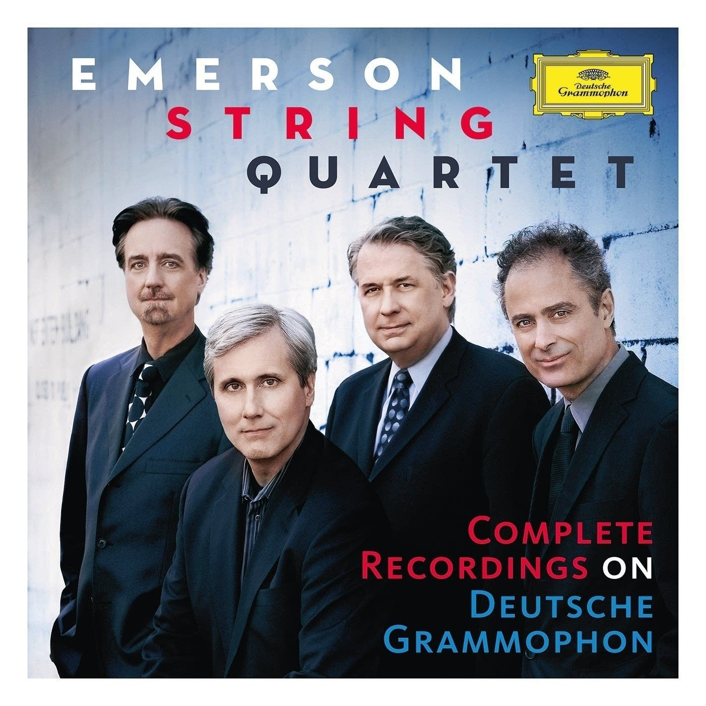 Emerson String Quartet - complete box set