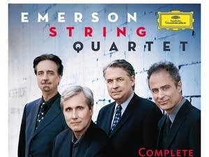 Emerson String Quartet, Complete Recordings